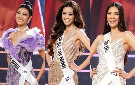 Trực tiếp chung kết Hoa hậu Hoàn vũ 2019: Top 3 lộ diện quá xuất sắc, sẵn sàng chạm tay tới vương miện Braveheart
