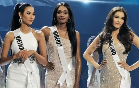 Trực tiếp chung kết Miss Universe 2019: Hoàng Thùy dừng chân ở Top 20 trong tiếc nuối, Top 3 chính thức lộ diện!