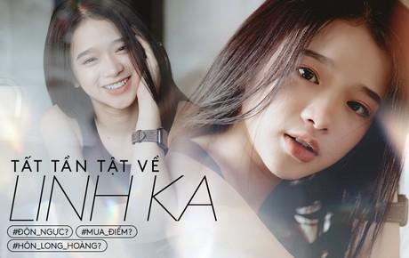 Phỏng vấn Linh Ka: Những drama và thị phi trước giờ về gái xinh 17 tuổi này có đang bị thổi phồng quá mức?