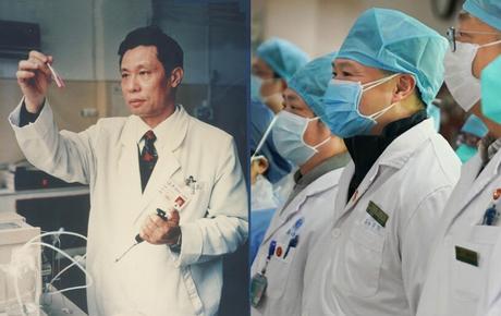 """Những người tiến vào tâm dịch Vũ Hán: """"Anh hùng chống SARS"""" 84 tuổi trở lại cuộc chiến với virus, nhà báo vượt qua nỗi sợ để đưa tin"""
