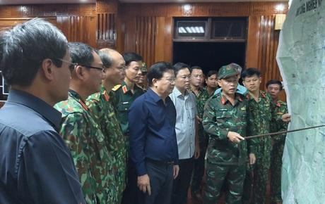 2 vụ sạt lở liên tiếp tại Quảng Nam: Hơn 40 người ở xã Trà Leng bị vùi lấp mất tích, tìm thấy 7 thi thể ở xã Trà Vân