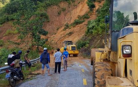 Vụ sạt lở làm hơn 50 người bị vùi lấp ở Quảng Nam: Cả nhà bí thư xã Trà Leng hiện đang mất tích