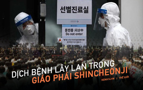 Lý do virus corona lây lan trong giáo phái Shincheonji Hàn Quốc: Cầu nguyện chen chúc trong phòng kín, ốm cũng không được vắng mặt
