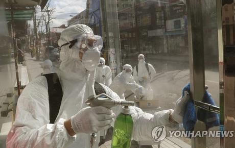 Hàn Quốc: Thêm 315 người nhiễm mới virus corona, bước tăng kỷ lục 571 người trong ngày, tổng cộng 2337 người nhiễm bệnh