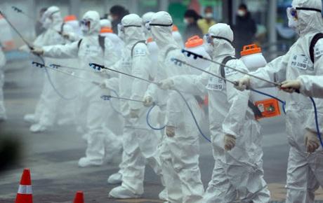 Hàn Quốc tăng thêm 813 ca nhiễm virus corona trong hôm nay, tổng cộng 3.150 người nhiễm và 17 người tử vong
