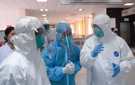 Thêm 6 ca nhiễm Covid-19 mới, nâng tổng lên 218: 2 người là nhân viên công ty Trường Sinh, 1 người từng khám ở BV Bạch Mai