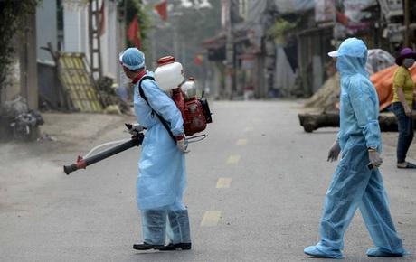 Ghi nhận 4 ca nhiễm Covid-19 mới, trong đó có chị dâu và thêm 1 hàng xóm khác của bệnh nhân 243 ở Mê Linh