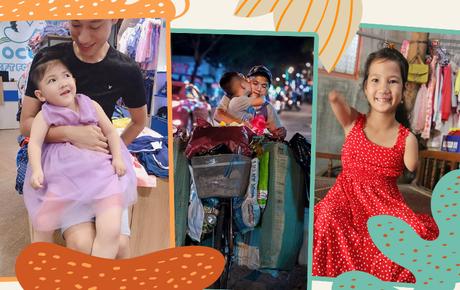 """Cổ tích giữa đời thường: Những em bé thay đổi cuộc đời nhờ """"phép màu lòng tốt"""" của cộng đồng"""