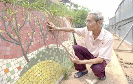 """Hà Nội phá 600 mét con đường gốm sứ để mở rộng mặt đê: """"Ta đành hy sinh một phần để đổi lấy điều lớn lao hơn"""""""