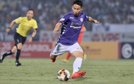 [Trực tiếp V.League] CLB Hà Nội 0-0 HAGL: Hùng Dũng dứt điểm chệch cột dọc trong gang tấc