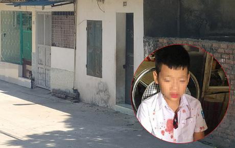 """Nhân chứng kể giây phút người đàn ông hành hung bé trai lớp 1 để """"trả thù"""": Cháu bị đạp vào tường, van xin nhưng vẫn bị đánh"""
