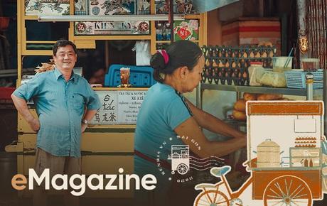 Sài Gòn yêu thương: Những chiếc xe sống nửa cuộc đời