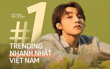 """Tưởng MV mới của Sơn Tùng debut ở #18 mà """"hết hồn"""", ai ngờ soán ngôi BLACKPINK #1 trending và lập luôn kỷ lục nhanh nhất Vpop!"""