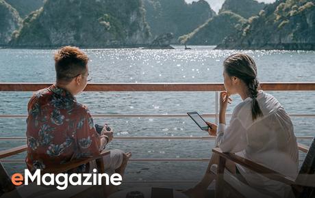 Trải nghiệm vịnh Lan Hạ đẹp như thơ trên du thuyền 5 sao để nhận ra: Đi du lịch ở Việt Nam có thể đẳng cấp chẳng kém chỗ nào!