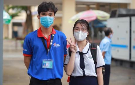 Thí sinh bước vào môn thi cuối cùng - môn khó nhất trong kỳ thi tốt nghiệp THPT Quốc gia 2020