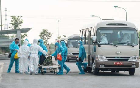 Thêm 41 ca nhiễm Covid-19: Bắc Giang và Lạng Sơn có 6 bệnh nhân, đều đi du lịch Đà Nẵng trở về