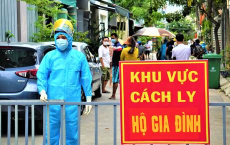 Thêm 5 ca mắc COVID-19 mới, trong đó 1 ca ở Hà Nội, 2 ca ở Quảng Ngãi đều liên quan Đà Nẵng