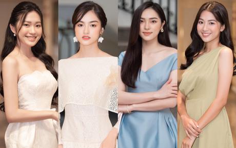Dàn thí sinh đổ bộ sơ khảo miền Bắc Hoa hậu Việt Nam 2020: Bản sao Châu Bùi gây sốt, Hoa khôi Ngoại thương và hot girl trà sữa ra sao?