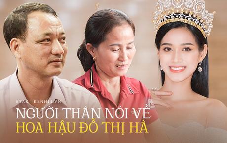 Độc quyền phỏng vấn bố mẹ Đỗ Thị Hà: Hé lộ lý do bật khóc ở đêm Chung kết, làm rõ loạt ồn ào và tình trạng yêu đương của Tân Hoa hậu