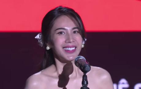 Gala WeChoice Awards 2020: Thuỷ Tiên chiến thắng hạng mục Nghệ sĩ có hoạt động nổi bật