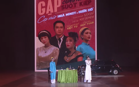 Gala WeChoice Awards 2020: Tiết mục mashup của Hòa Minzy và Hiền Hồ đốt cháy sân khấu