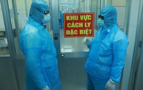 Bộ Y tế công bố 2 ca nhiễm Coviđ-19 trong cộng đồng, họp khẩn trong đêm