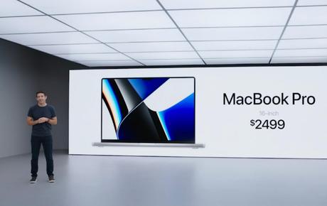 """Sự kiện Apple: AirPods được làm mới xịn xò hơn, MacBook Pro có thiết kế """"tai thỏ"""" khác lạ nhất trong lịch sử"""