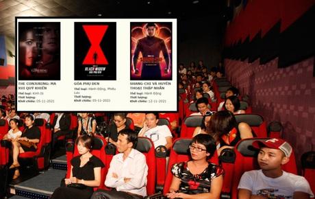 HOT: Rạp phim đã chính thức quay lại, mạng xã hội bùng nổ với lịch chiếu loạt bom tấn!