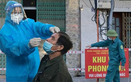 Toàn cảnh dịch Covid-19 tại Hà Nội những ngày qua: Liên tiếp nhiều F0 trong cộng đồng, ổ dịch phức tạp nhất hơn 4.000 người liên quan