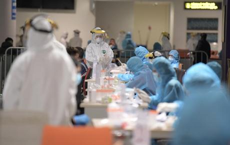 Chiều 24/2 có thêm 9 ca nhiễm Covid-19 tại Hải Dương, đều trong khu vực đã được phong toả và cách ly