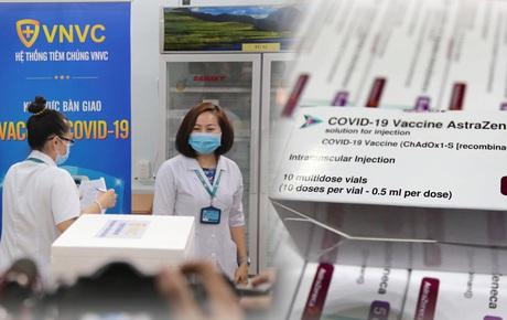Cập nhật: Những người đầu tiên tại Hà Nội và TP.HCM được tiêm vaccine phòng Covid-19