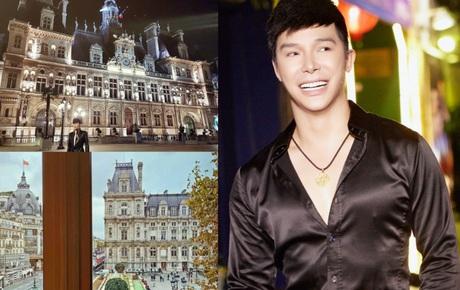 Bị bạn Cao Thái Sơn tố nhận vơ Toà thị chính Paris là khách sạn 2500 tỷ nhà mình, Nathan Lee lên tiếng và tuyên bố kiện ngược
