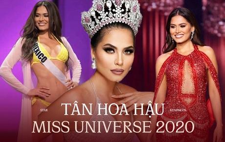 Tân Hoa hậu Miss Universe 2020: Nàng kỹ sư máy tính với nhan sắc và body nức nở, quá khứ mất tích khó hiểu bất ngờ bị đào lại