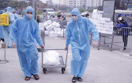 Dịch Covid-19 ngày 10/5: Bắc Ninh thêm 13 ca mới; Công nhân Công ty TNHH Shin Young Việt Nam dồn dập dương tính