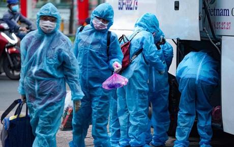 Tạm thời phong tỏa BV Bệnh Nhiệt đới TP.HCM vì có 3 nhân viên dương tính SARS-CoV-2