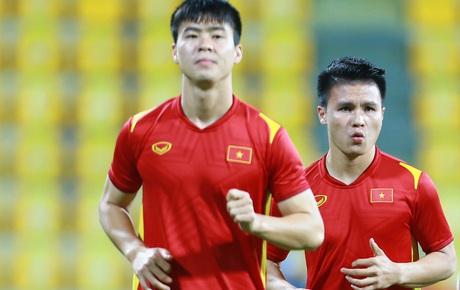 Trực tiếp UAE vs Việt Nam: Thầy trò HLV Park Hang-seo sẵn sàng hoàn thành sứ mệnh lịch sử