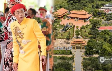 NS Hoài Linh lại gặp biến mới: Bị tố nợ tiền gỗ xây Nhà thờ Tổ 100 tỷ suốt 5 năm chưa trả