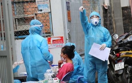 HCDC phát thông báo khẩn, tìm người đến 3 chợ đầu mối Hóc Môn, Bình Điền và chợ Sơn Kỳ từ ngày 1/6