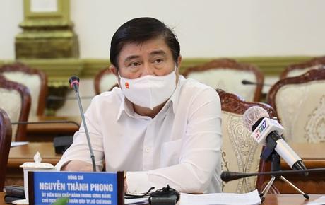 Chủ tịch TP.HCM: Từ ngày mai, người dân không ra đường sau 18h