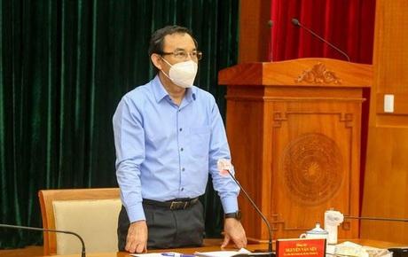 Bí thư TP.HCM Nguyễn Văn Nên: Mong nhân dân lượng thứ
