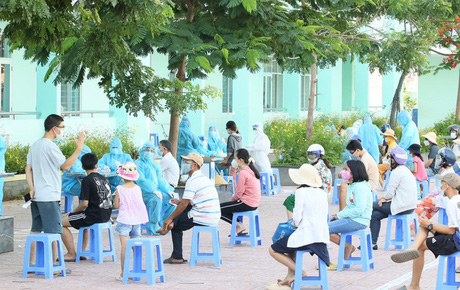 Ngày 27/7, Việt Nam ghi nhận 7.911 ca mắc COVID-19, riêng TP.HCM có 6.318 trường hợp