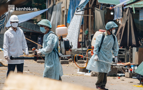 Hà Nội tiếp tục thêm 35 ca dương tính SARS-CoV-2