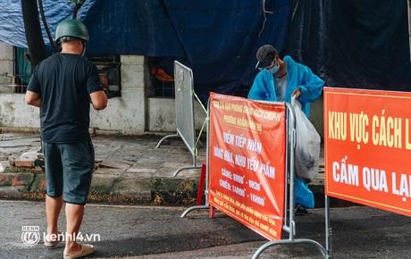 """Hà Nội xuất hiện chùm 6 ca bệnh mới chưa rõ nguồn lây tại """"vùng xanh"""" Long Biên"""