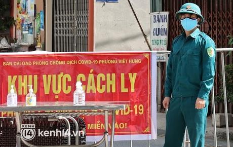 Ổ dịch liên quan quận Long Biên tăng lên 12 ca, liệu có ảnh hưởng việc Hà Nội nới lỏng giãn cách xã hội?