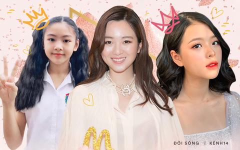 Không chỉ con gái Quyền Linh, hội tiểu thư showbiz Việt toàn sở hữu gen mỹ nhân, sớm nhìn ra tố chất hoa hậu từ khi còn đi học