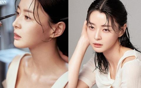 """Muốn ngất vì ảnh hậu trường của phụ hot nhất """"Itaewon Class"""": Vẫn biết chị xinh nhưng góc nghiêng đòi mạng thế này ai mà chịu nổi?"""