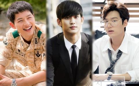 Chọn người yêu phim Hàn qua tháng sinh: Phải tháng 7 mới có được Song Joong Ki nhé