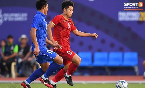 Việt Nam cho Thái Lan thành cựu vương sau trận hòa 2-2, tiến thẳng vào bán kết SEA Games gặp đối thủ Campuchia - Ảnh 40.
