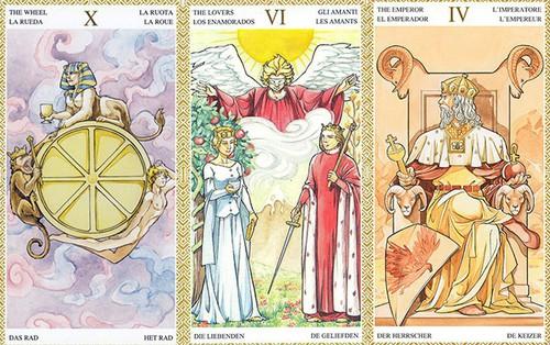 Chọn một lá bài Tarot quý tộc để xem vận may của bạn trong tháng 3