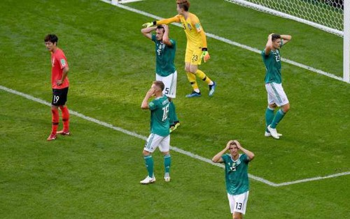 """Vén màn số phận 6 """"lời nguyền"""" tại World Cup 2018"""